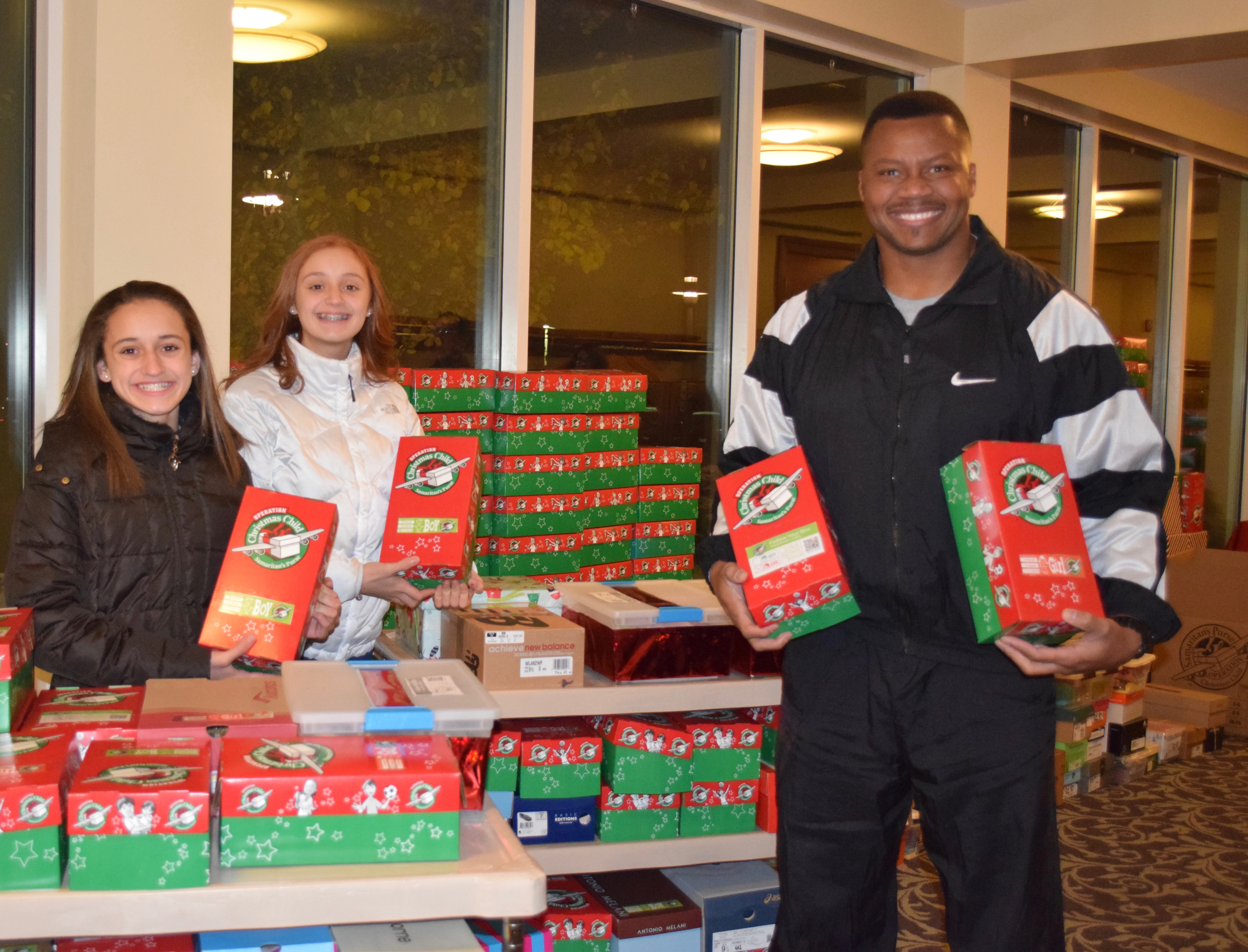LOT Initiative 2016 Operation Christmas Child