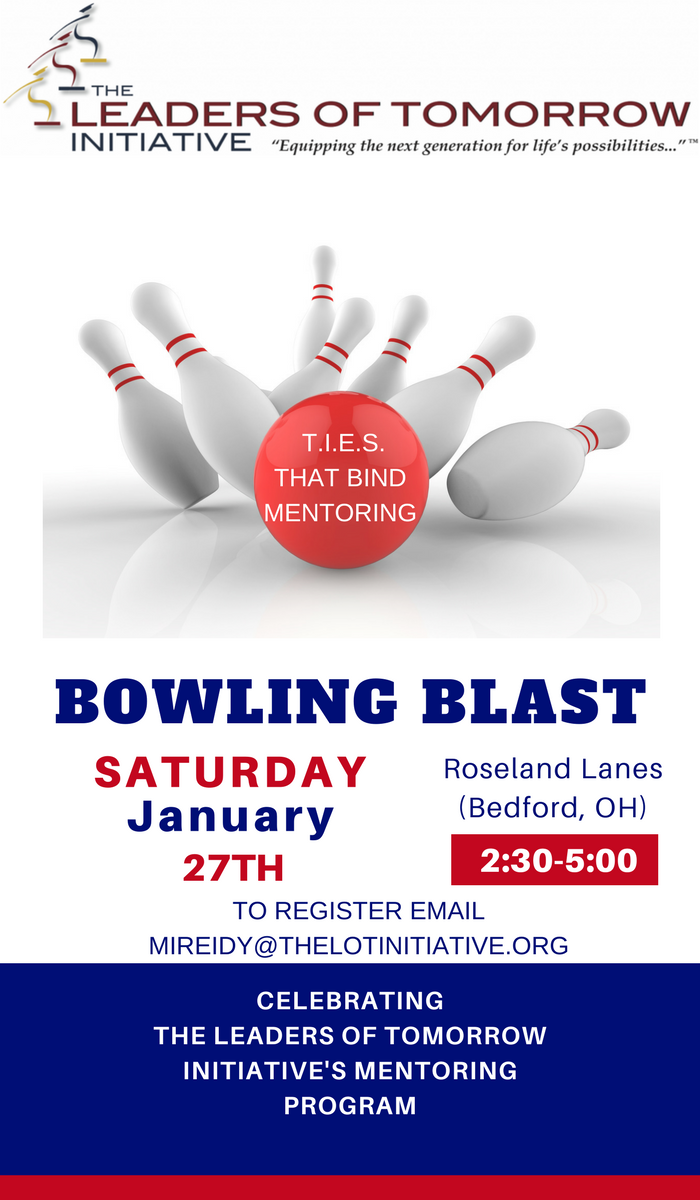 Dr. Jason Carthen: Bowling Save the Date